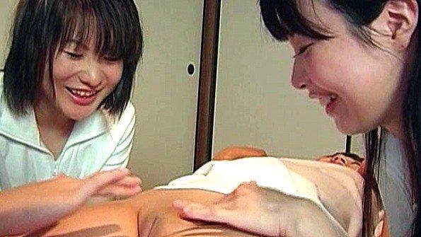 Непрофессионалка лесби молоденькая японка