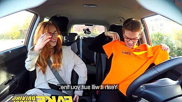 Британка кремпай молодая рыжая (Ella Hughes, Ryan Ryder)