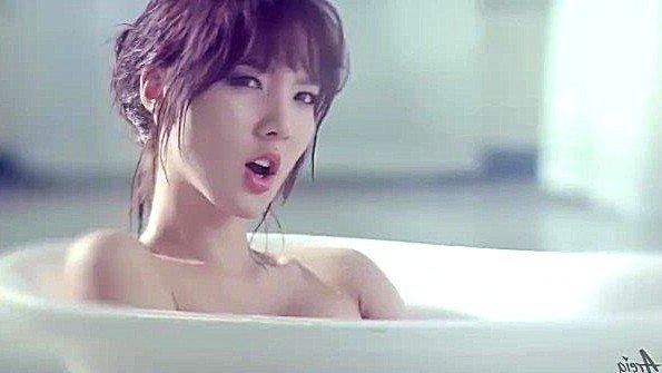 Кореянка сексуальная под музыку подборка