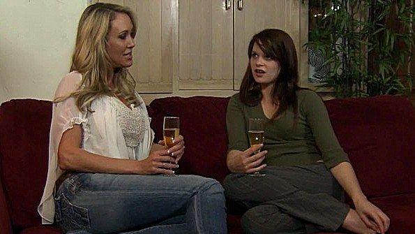 Блонда сисястая брюнеточка зрелая лесбияночки с маленькой грудью юная (Brandi Love, Jenna J Ross)