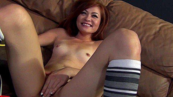 Азиатка красивая молодая (Porno Dan)