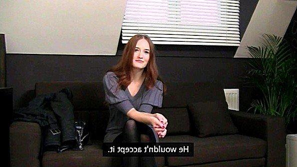 Дилетантша подрочила хуй мужику секс-кастинг от первого лица (Denisa Heaven)