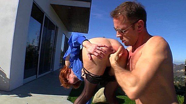 Большегрудая жена рыжая струйный оргазм (Rocco Siffredi, Veronica Avluv)