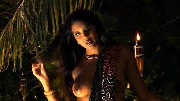 Аматерка мамка индианка красивый стриптиз