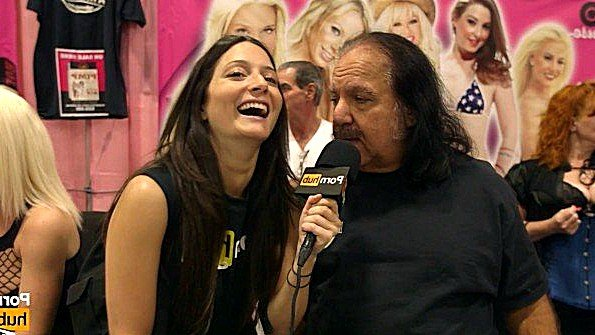 Забавное знаменитость на съёмках (Phoenix Marie, Ron Jeremy, Sunny Lane)