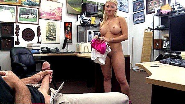 С буферами толстым членом секс от первого лица (Cristi Ann)
