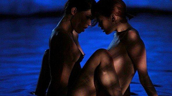С крупными дойками сексуальная лижет пизду юная (Bree Daniels, Jenna J Ross)