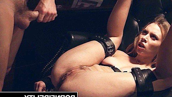 Обездвиженная жестко выебали по принуждению сперма наружу (Anya Olsen, Ryan Madison)